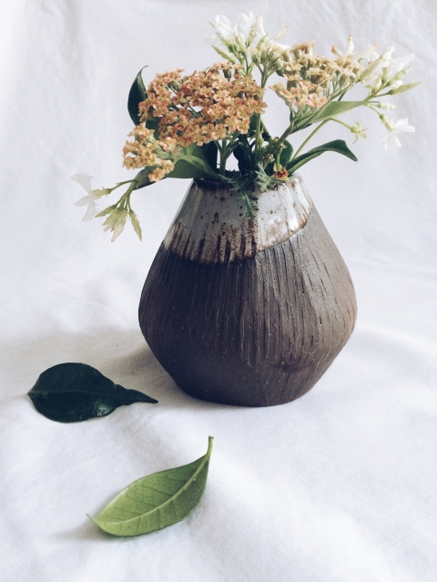 Arrow + Sage | 'Earth and Sky' Bud Vase